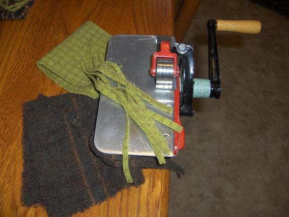 rigby stripping machine