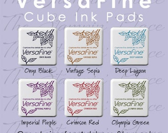 VersaFine Cube Ink Stamp Pads