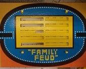 family feud 70s vintage fun board game MB milton bradley