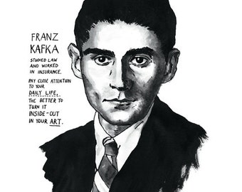 Kafka letter to his father