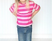Classic Ringer Tee with Long and Short Sleeves: Tee Shirt Pattern, T Shirt Pattern