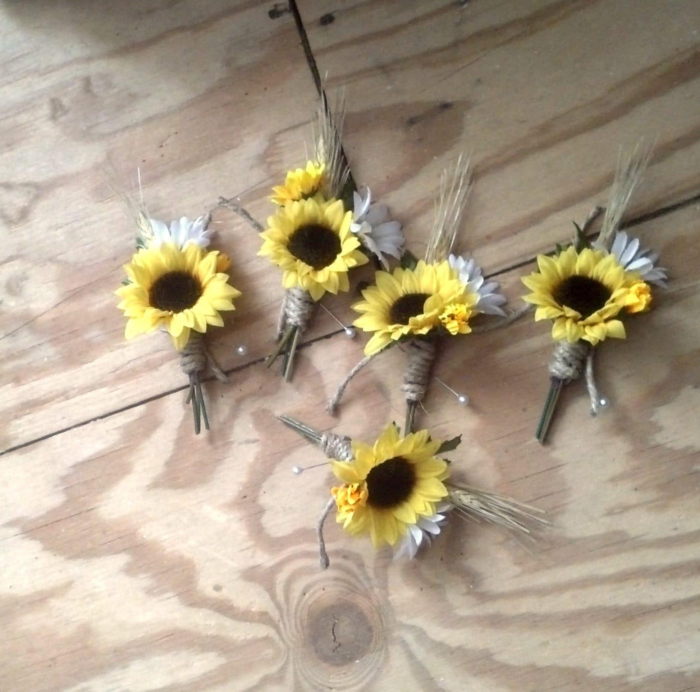 Wedding Flowers Boutonniere