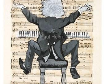 The Happy Pianist