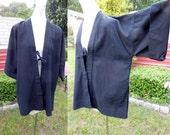 Vintage Jantzen Swim Beach Cover up RARE Kimono Style 50s size large Rockabilly Pin up Vixen VLV