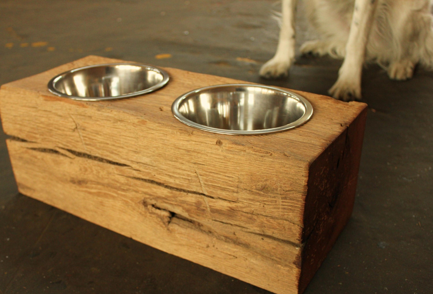 Fantastic Making A Dog Bowl Standwmv  YouTube