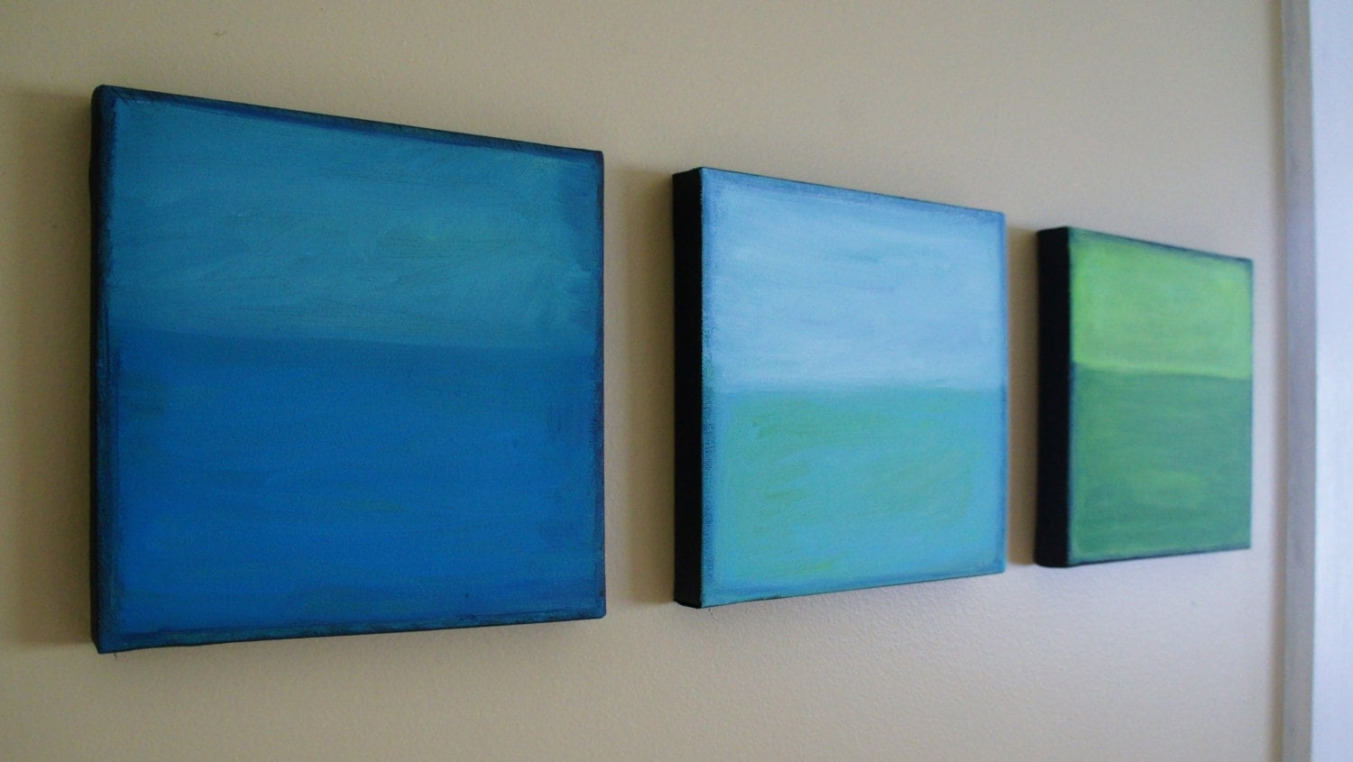 Pics For > Simple Modern Art Paintings