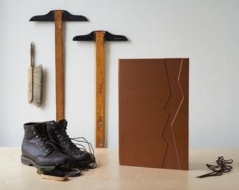 Oversized Leatherbound Sketchbook