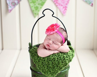 Baby Headband. Pink infant headband. Baby hair accessories. Newborn headband. Mothers Day Headband. Flower Girl headband