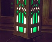 Prairie / Arts & Crafts Style Table lamp
