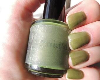 Loki'd Inspired Nail Polish