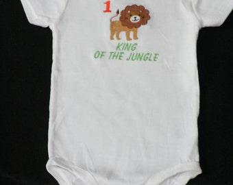 Personalized Baby One Piece Bodysuit