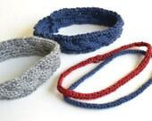 Custom Order for Amber - Four Headbands