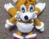"Crocheted Miles ""Tails"" Prower featured image"