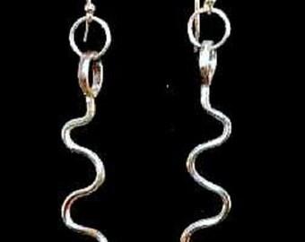 SSSnake Earrings