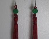 Speakeasy Tassel Earrings