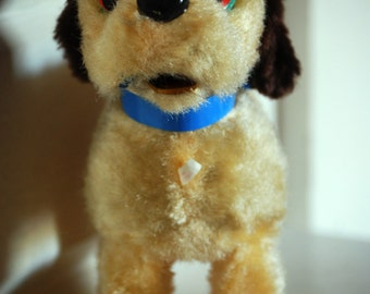 Vintage Barking Dog Toy, Hong Kong