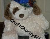 Newsboy cap Groovy Hat Blue / multi splash Lycra
