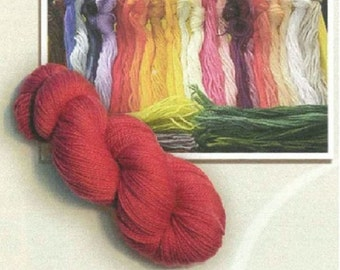 Anahera - Persian Type Needlepoint Wool - Hank or Skein - Colors 2200 - 2572