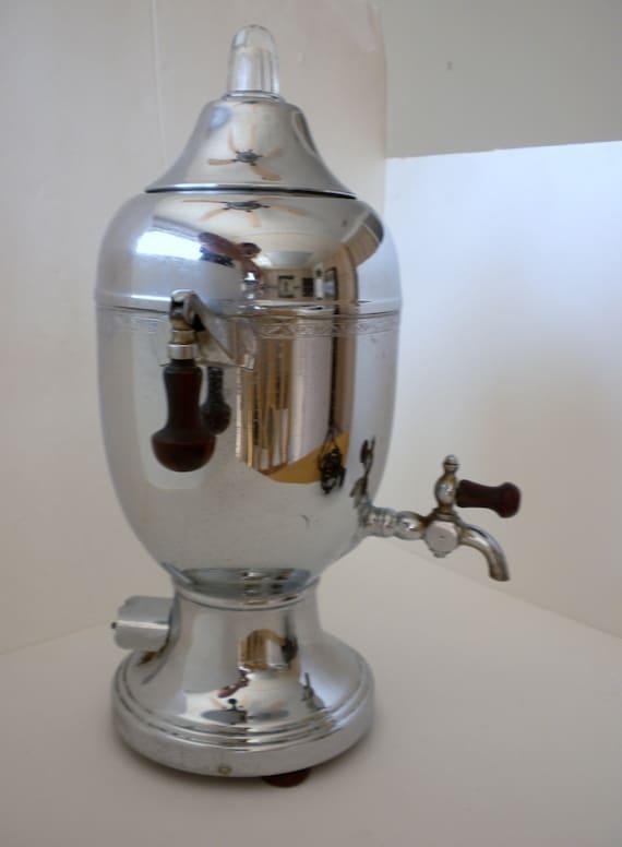 Vintage farberware coffee urn