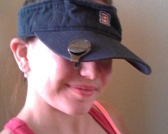 Hat Clip, Marker Holder, Magnetic Marker Holder, 2 in 1, Golf Clip, Golf Tool, Golf Accessory, Golf Gift