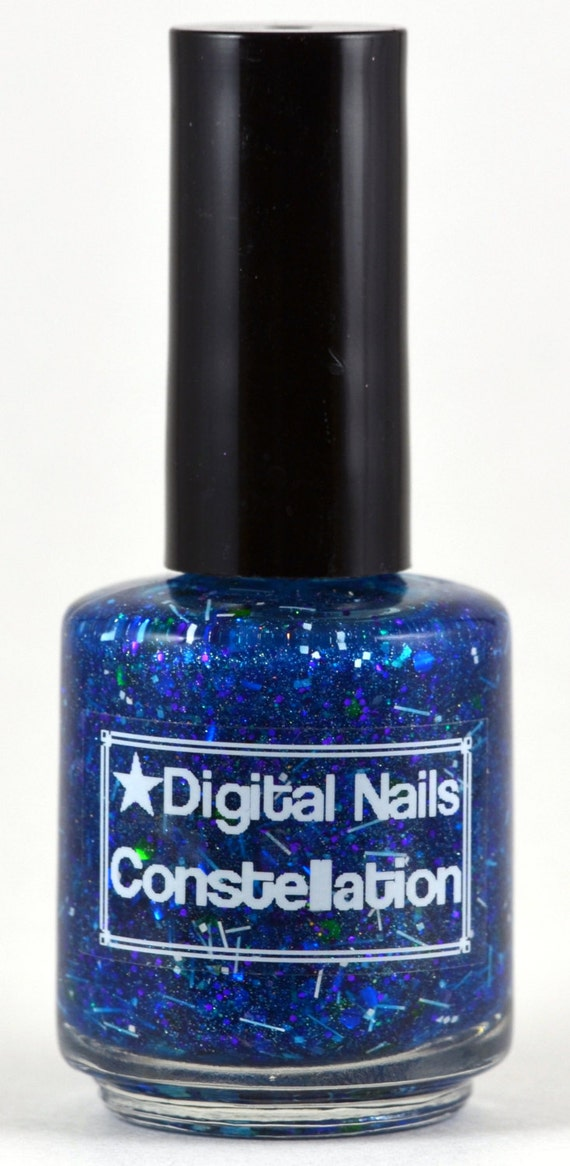 Constellation: A galaxy manicure in a bottle