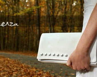 Bridal Clutch - Something New and Something Blue