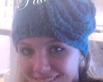 PDF Pattern Knitted Headband Headwrap Earwarmer
