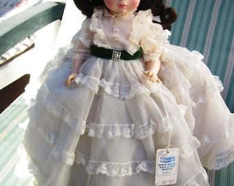 "Madame Alexander 14"" Scarlett Doll"