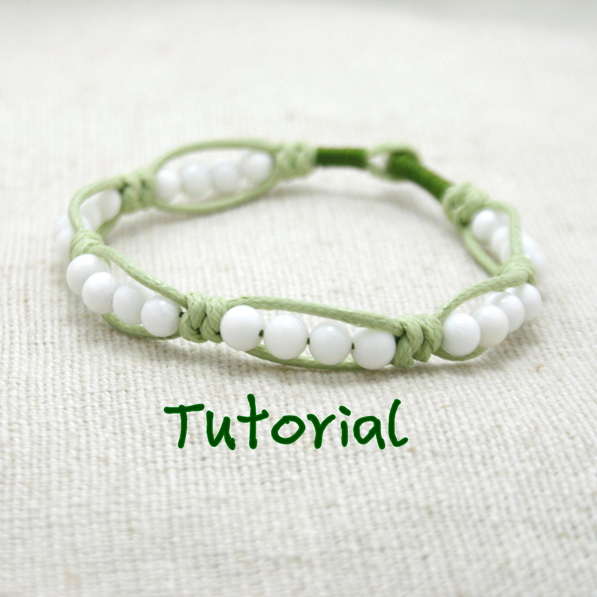 how to make a chinese knot bracelet