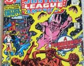 Justice League of America DC Comic Book October 1983 Volume 24 No. 219