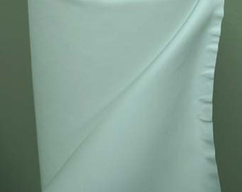 "Drapery Lining 54"" Wide Fabric by the Yard - White"