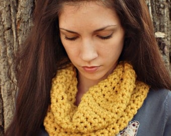 The Hadley Infinity Scarf