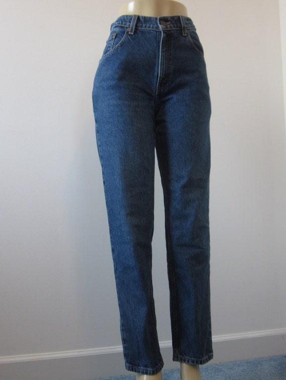 Womens Levi 550 Jeans