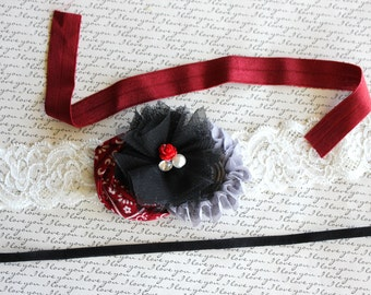 Red,Black,Gray, Womans Hair Clip, Headband, Baby Headband,Toddler Hair Clip, Girls Hair Clip, Fashion Brooch, Accessories, Photo Prop!