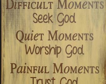 Happy Moments Praise God...