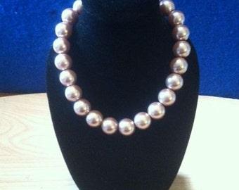 Pretty Glass Pearl Bracelets