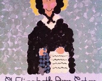 Cute Saint Elizabeth Ann Seton Print