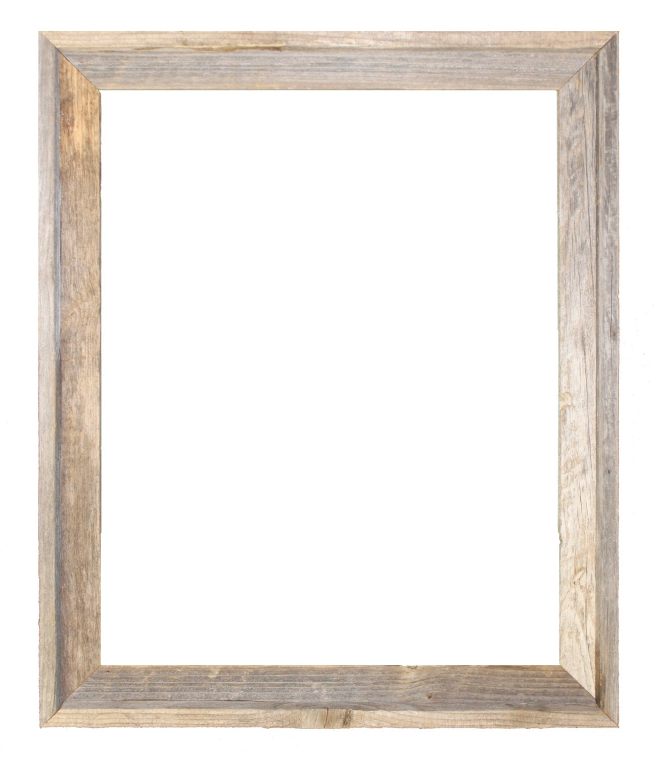 Wood Photo Frames : 24x30 Picture Frames Barnwood Reclaimed Wood by RusticDecorFrames