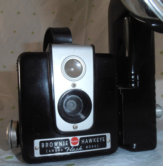 kodak brownie hawkeye camera flash model. Black Bedroom Furniture Sets. Home Design Ideas