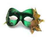 Poison Ivy Unisex Masquerade Mask   A-1011-R