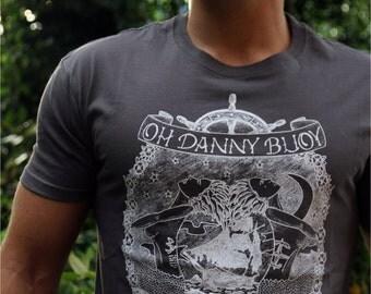 Vintage Tattoo T-shirt - Danny Buoy