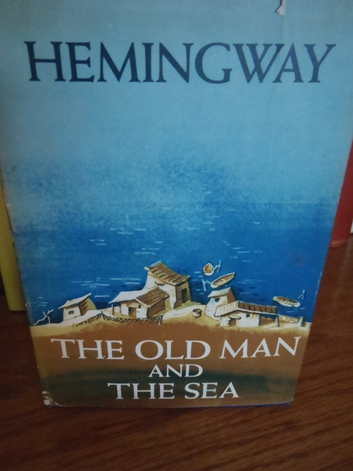 literary analysis of the novel the old man and the sea by ernest hemingway Analysis of the novel «the old man and the sea» by ernest hemingway: problems, symbolism, biblical reminiscence, the character of the old man.