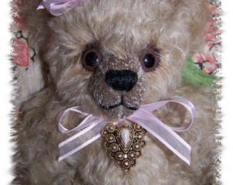 Caprice- OOAK Mohair Teddy Bear
