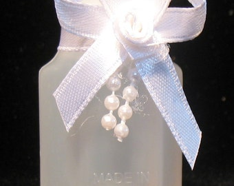 WEDDING BUBBLE BOTTLES