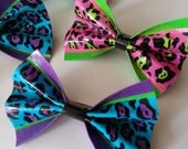 Small Duct Tape Hair Bow