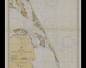 North Carolina Coast 1932