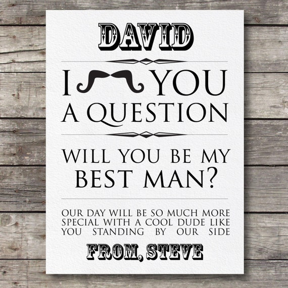 Gargantuan image with regard to will you be my groomsman printable