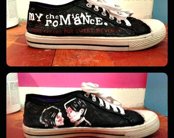 Women's My Chemical Romance Shoes