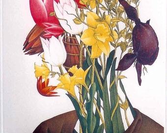 a tulip maniac