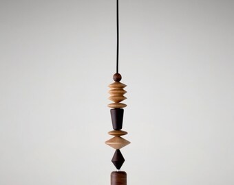 "Bright Beads ""Aztek"" pendant"
